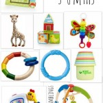 Best baby toys (3 to 6 months)