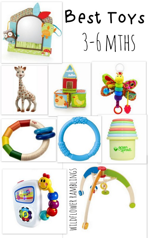 3 6 Month Musical Toys For Baby : Best baby toys to months wildflower ramblings