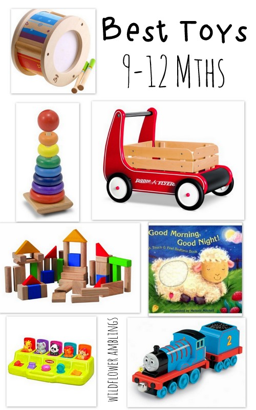 12 Months Baby Toys : Best baby toys to months wildflower ramblings