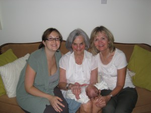 Generations of Breastfeeding Joy