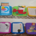 Tot Trays for little ones - lots of ideas!!