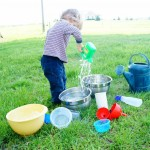 Guest Post at Life with Moore Babies: Outdoor Water Play