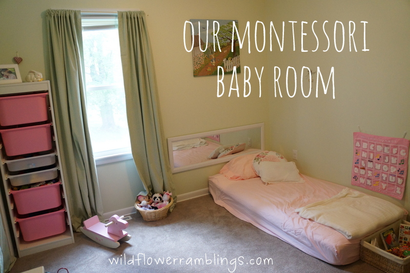 Our Montessori Baby Room Amp Peter Rabbit Nursery