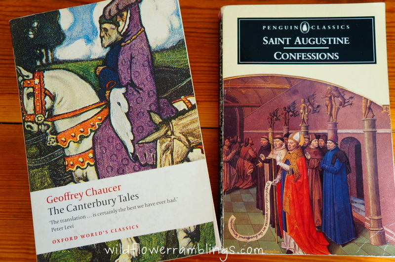 Moms Reading the Classics {A Monthly Link Up!}