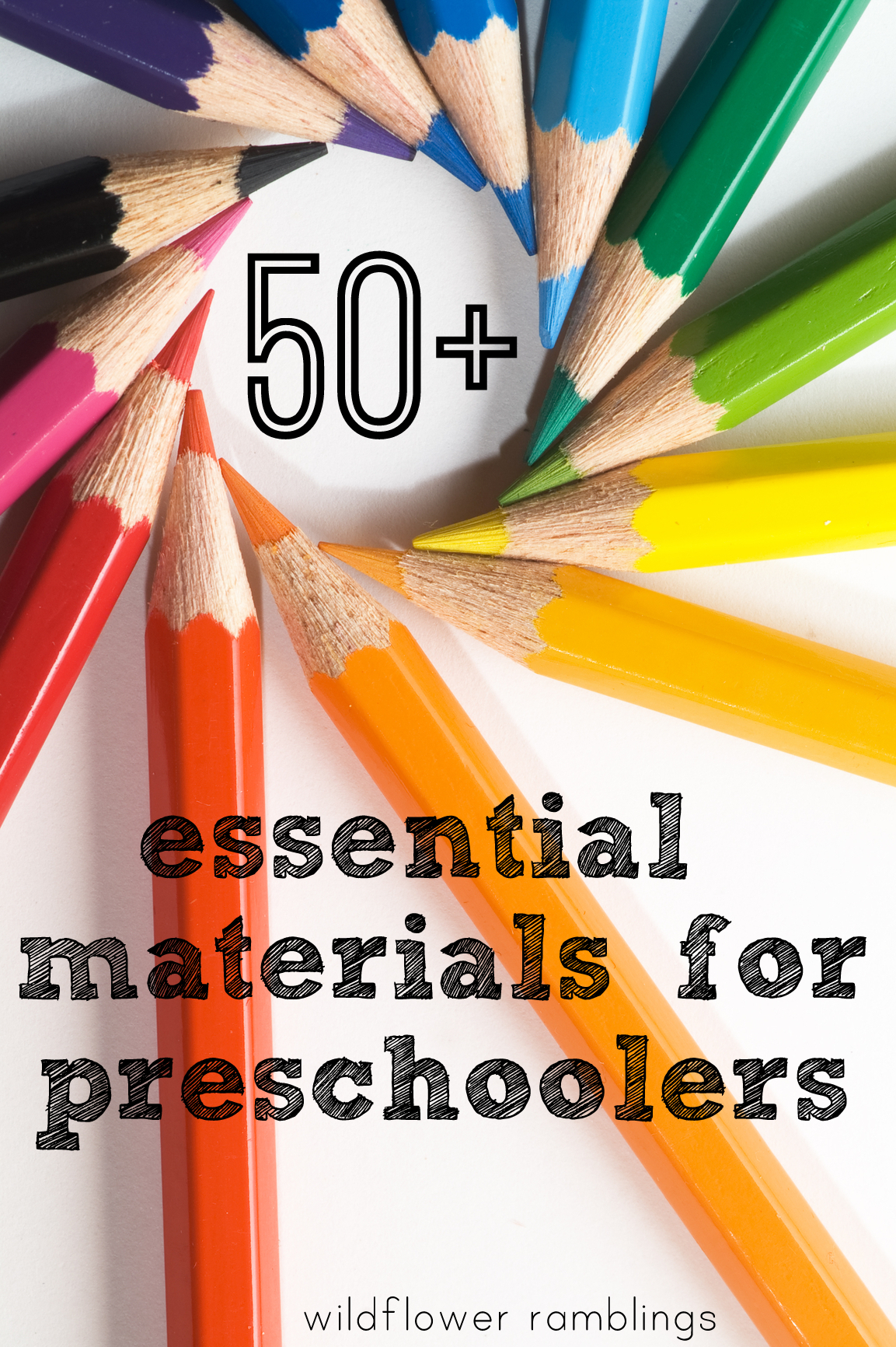 preschool material learning tools for children our essential preschool 716