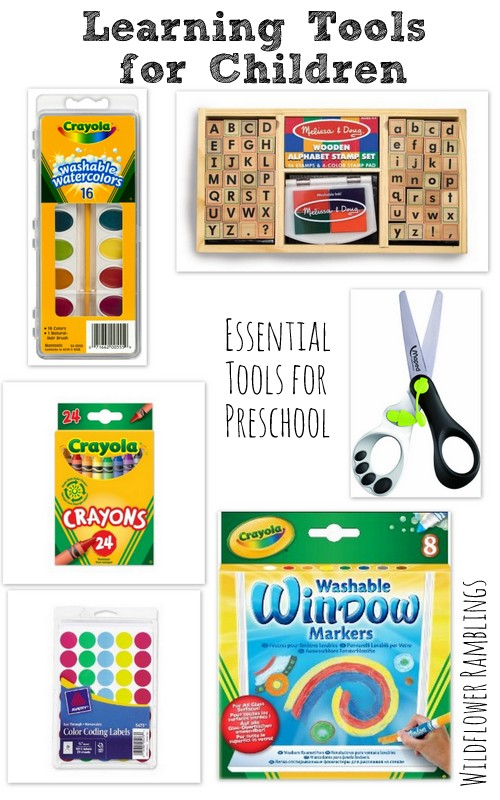 preschool learning tools learning tools for children our essential preschool 403