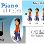 KinderBach Review {teaching piano to young children}