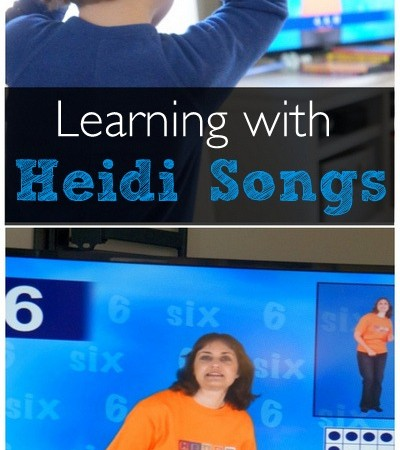 Heidi Songs Review & Giveaway