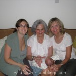celebrating motherhood: four generations