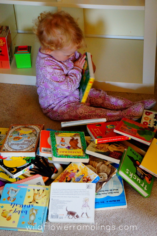 21 Activities for One Year Olds - Wildflower Ramblings