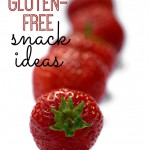 gluten free snack ideas for kids