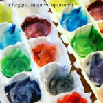 what is art: a Reggio-inspired approach
