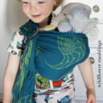 babywearing for kids