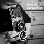 how we keep and record memories