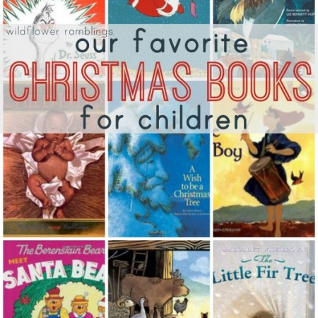 our favorite christmas books for children