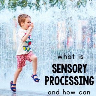 What is sensory processing and how can I understand my child?