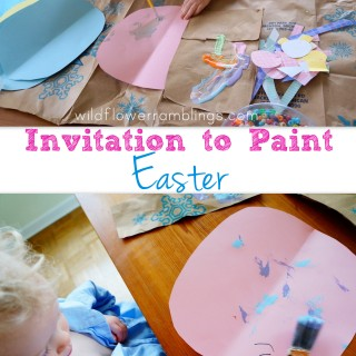 Invitation to Paint: Easter