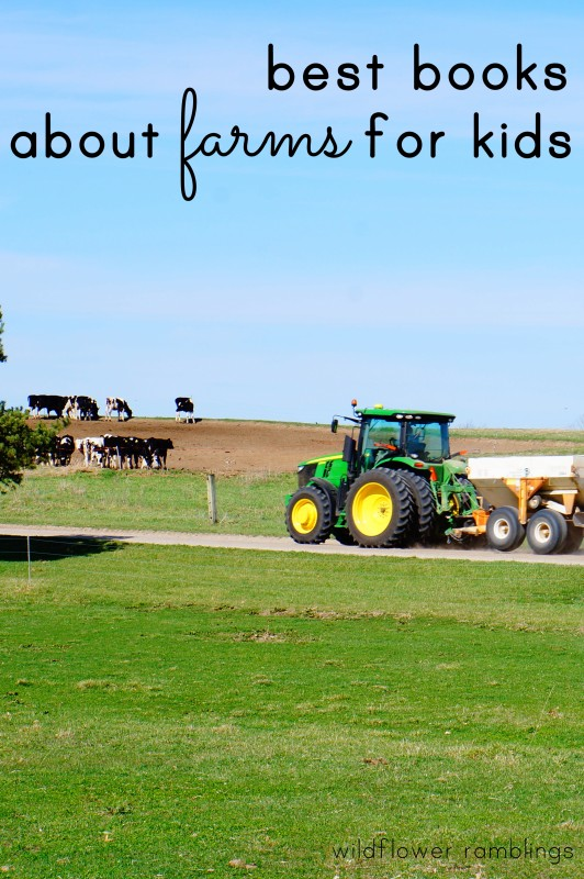 best books about farms for kids