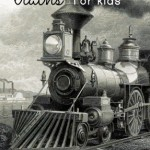 best books about trains for kids