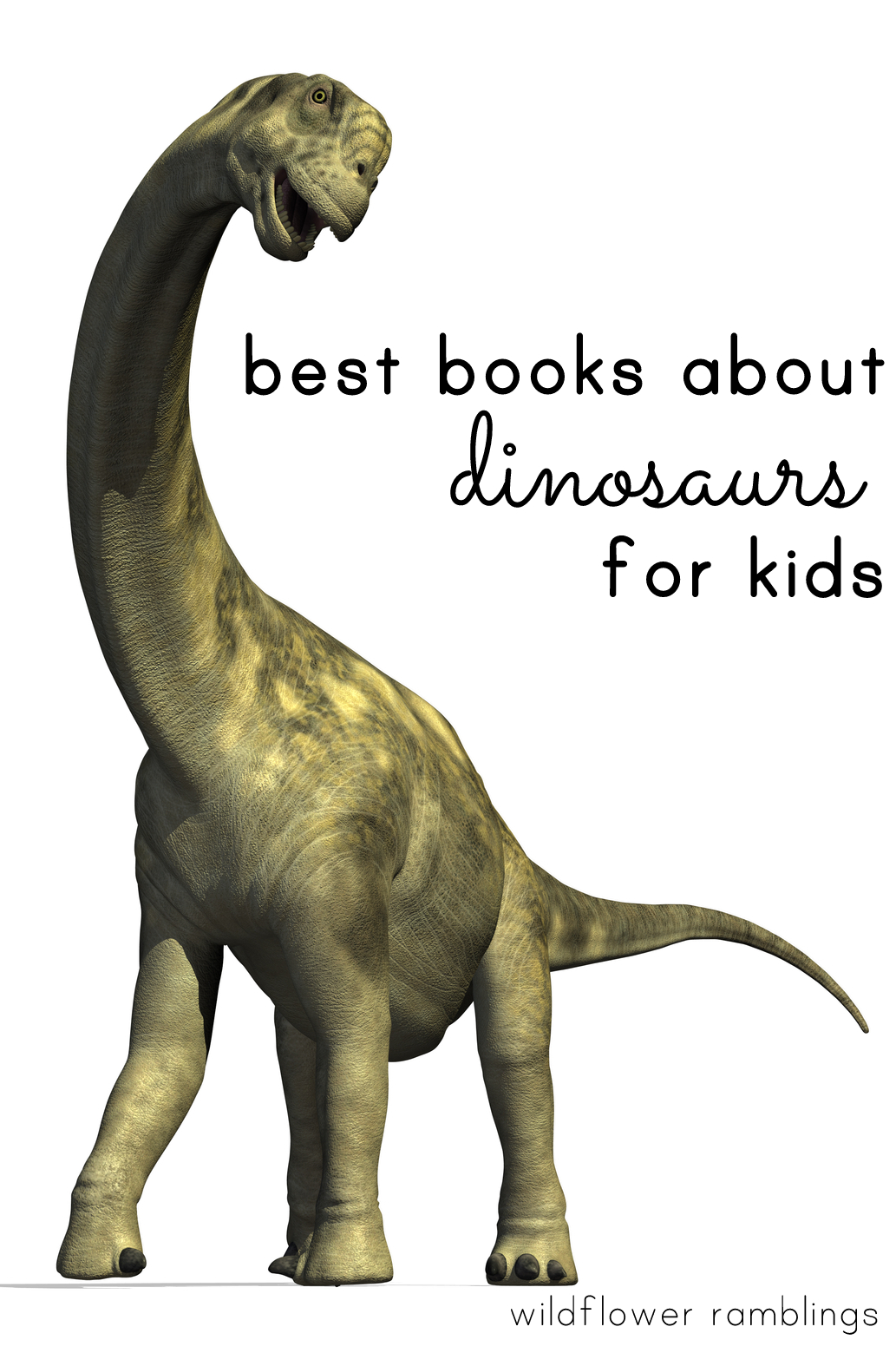 best books about dinosaurs for kids wildflower ramblings