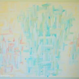 my journey into abstract painting
