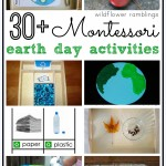 Earth Day Montessori Activities