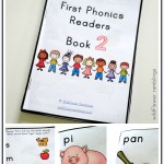 First Phonics Readers {Book 2}