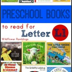 preschool books for the letter l