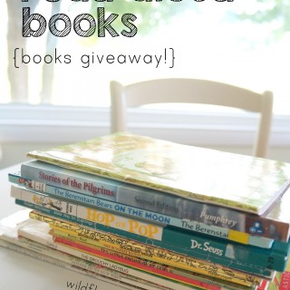 read aloud book collection giveaway!