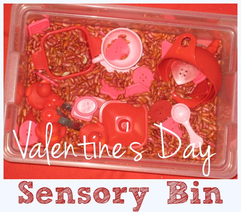 Tot School – Valentine's Day from Wildflower Ramblings