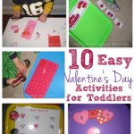 Tot School – Valentine's Day