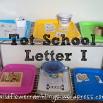 Tot School – Letter Ii