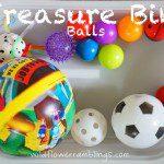 Treasure Bin: Balls