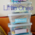 Quiet Boxes for Little Ones