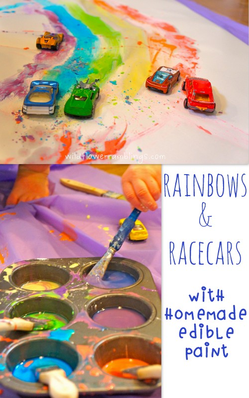 Rainbows and Racecars