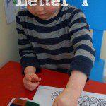 Tot School: Letter T
