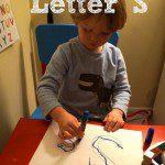 Tot School: Letter S