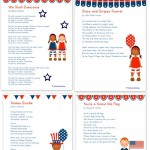 10 Patriotic Songs for Children {free printable!}