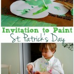 Invitation to Paint: St. Patrick's Day
