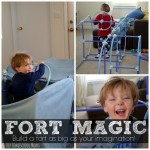 Fort Magic Review & Giveaway