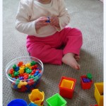 Baby Play: Sorting Counting Bears