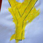 Tot School: Letter Y
