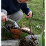 G is for Gardening with Kids