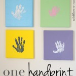 remembering with handprints