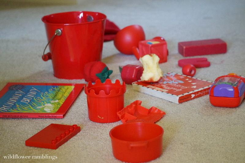 Home Preschool: Letter A from Wildflower Ramblings #preschool