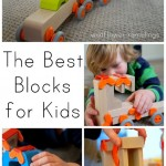 HABA Technics Wooden Blocks Review