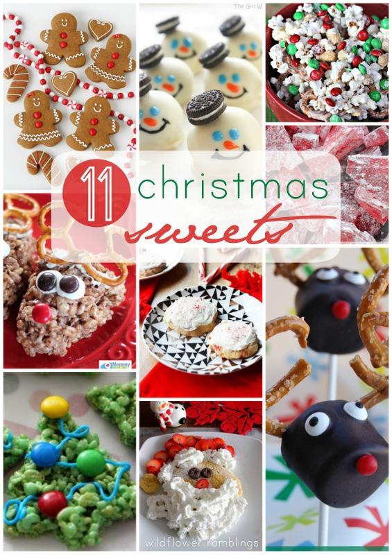 11 christmas sweets ideas!! - Wildflower Ramblings