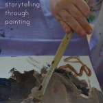 storytelling through painting