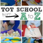 Tot School from A to Z