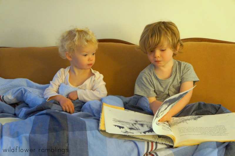 quiet time ideas for young children